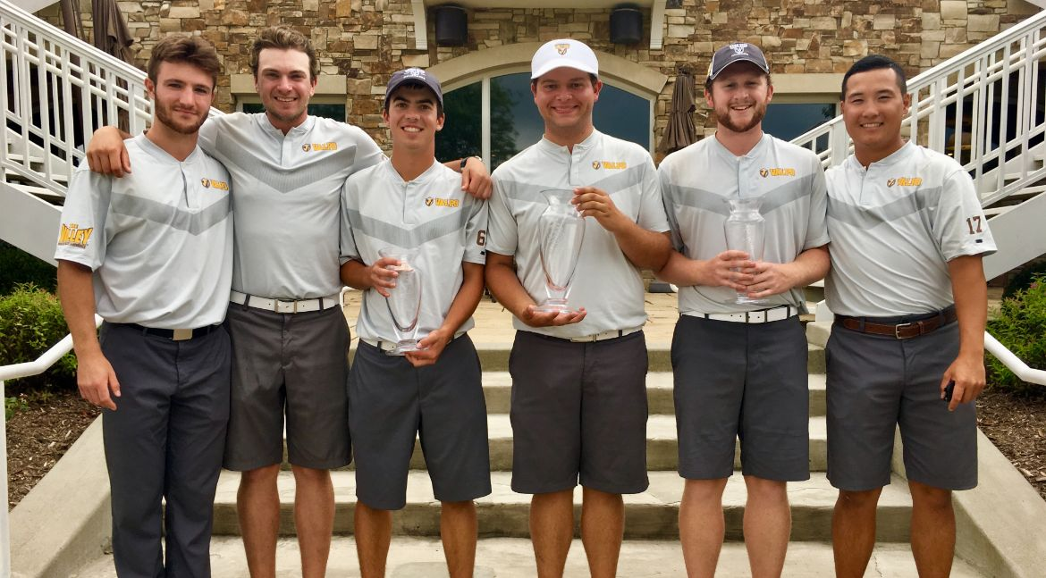 Willis Wins Individual Medalist as Men's Golf Finishes as Team Runner-Up