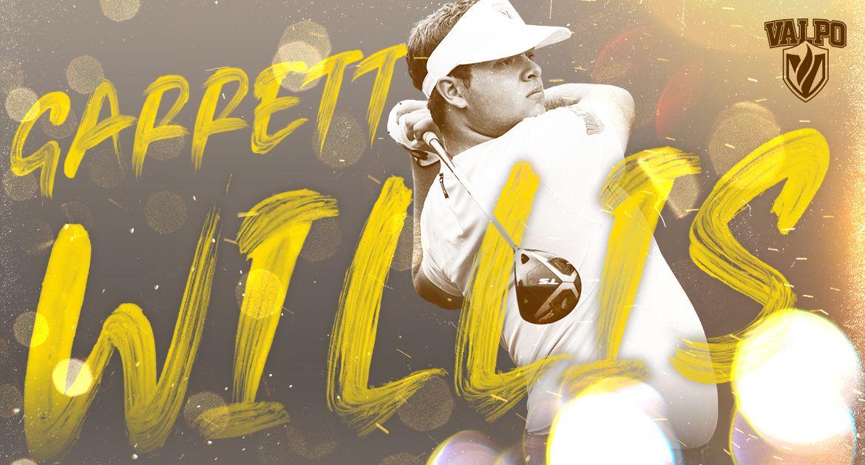 Willis Named MVC Golfer of the Week