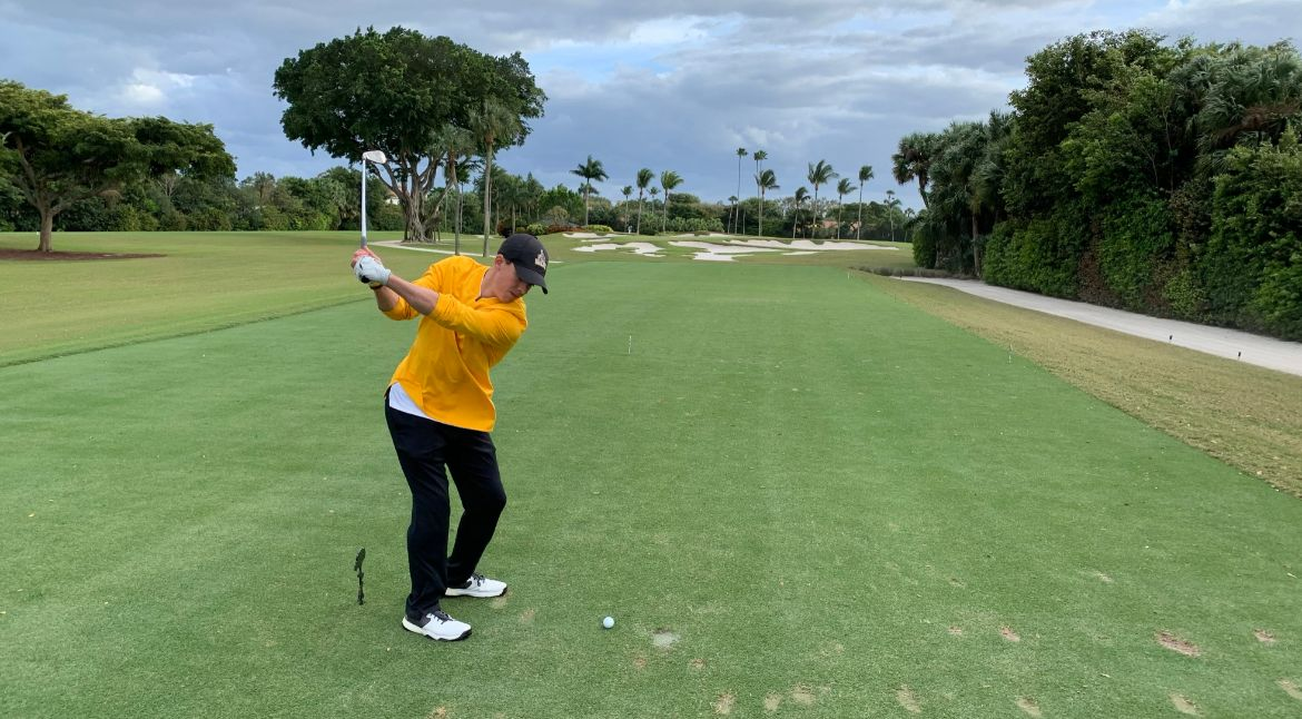 VanArragon Leads Valpo on Day 1 in Jacksonville