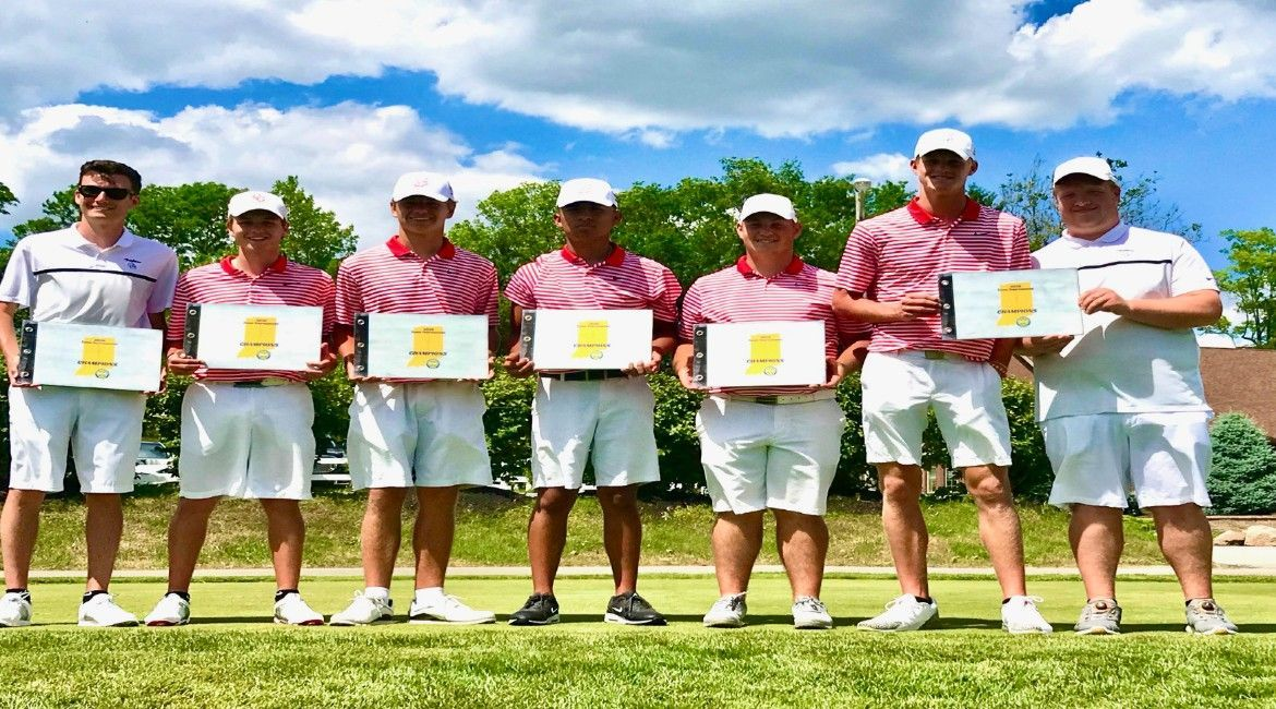 Incoming Valpo Freshman Alex Heck Takes Medalist Honors in 2020 Indiana Boys Team Finals Event