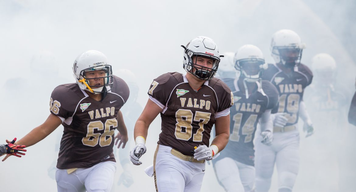 Valpo Football Suffers Setback at Butler
