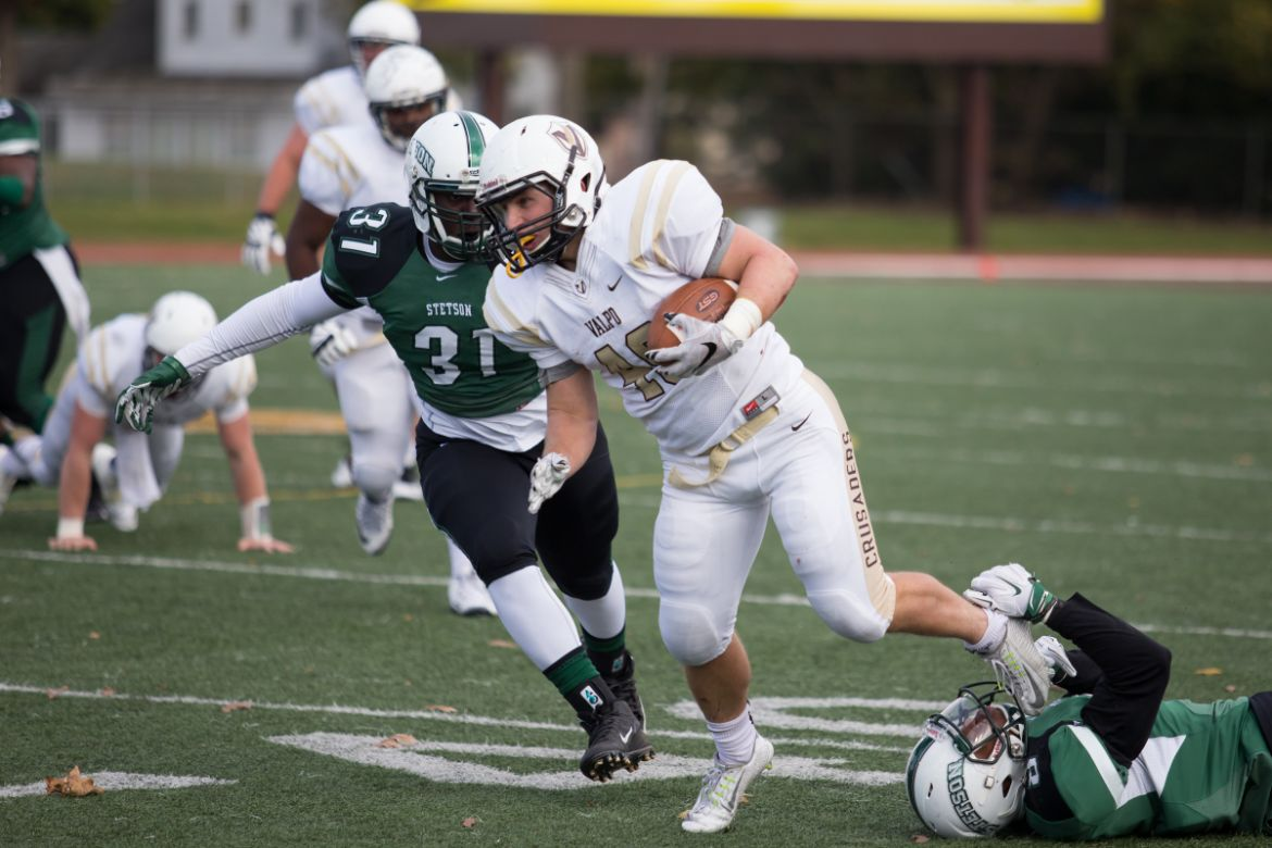 Valpo Unable to Shake Stetson in 37-14 Loss