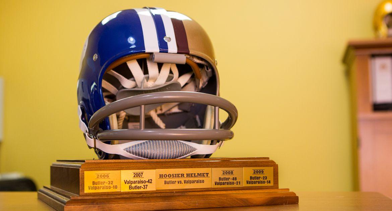 Hoosier Helmet Back Up for Grabs on Saturday