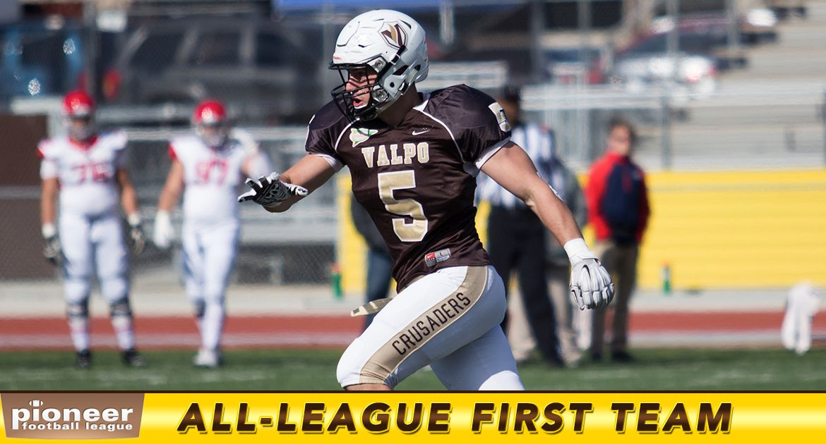 Green Named All-PFL First Team; Four Others Earn Honorable Mention Nods