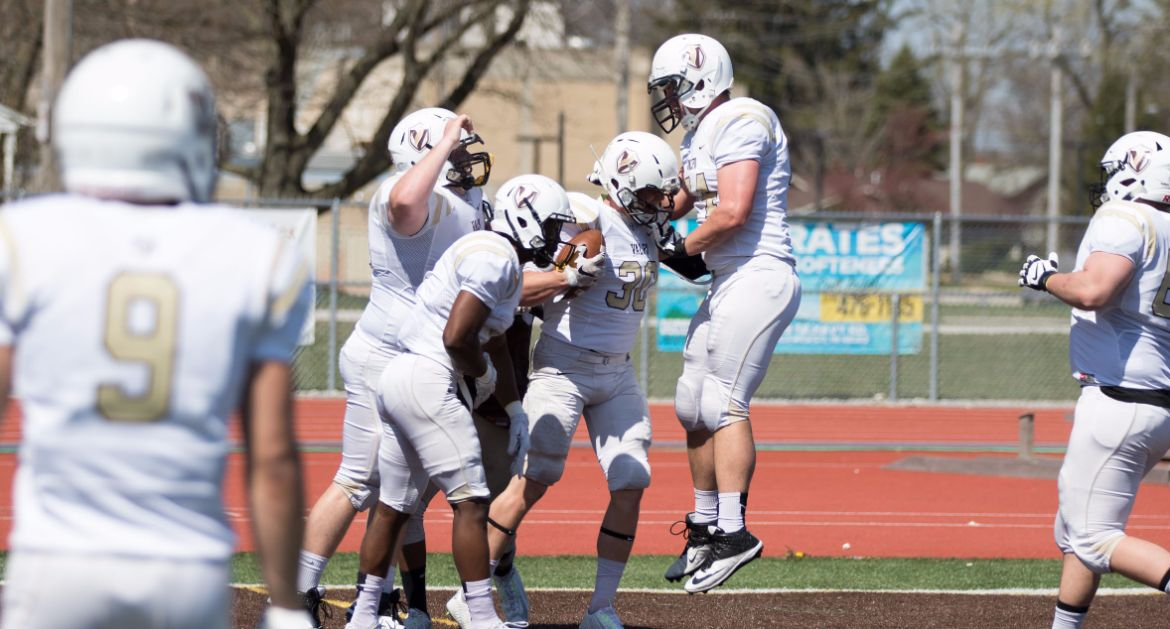 Saturday's Spring Game a Success