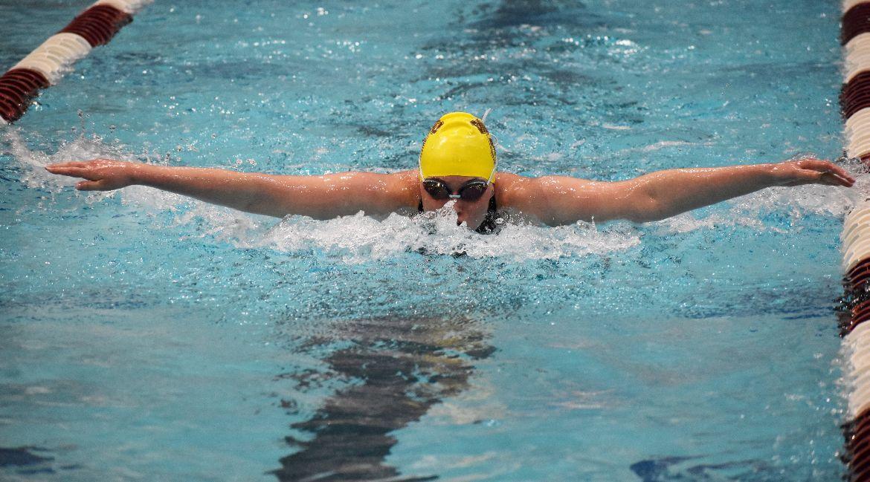 Valpo Swimming Competes in Final Regular-Season Road Meet