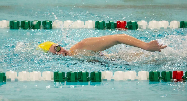 Valpo Women's Swimming Opens Up MVC Championships
