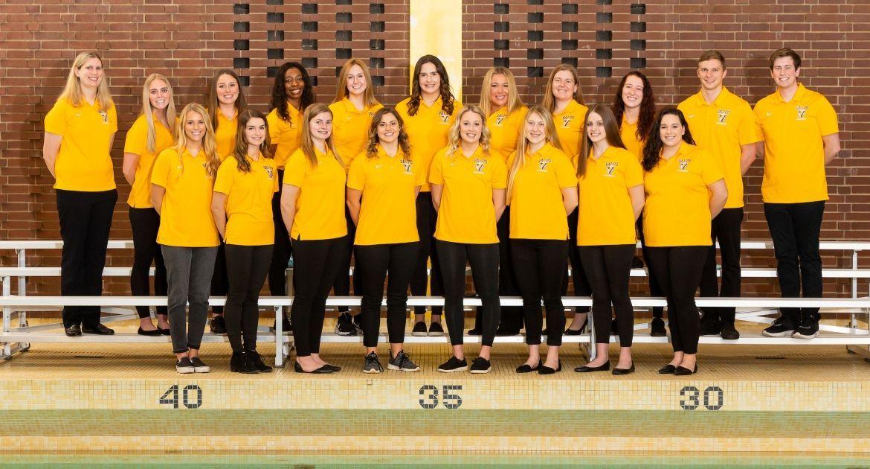 Valpo Women's Swimming Named CSCAA Scholar All-America Team