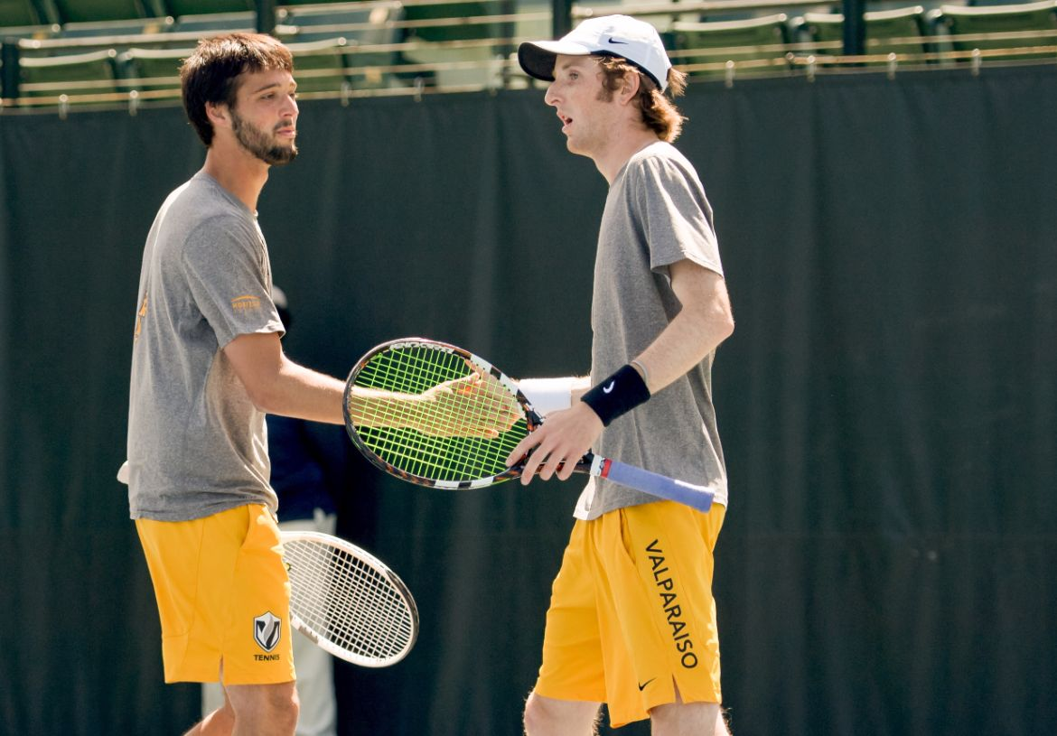 Senior Duo Punches Ticket to Round 2 of NCAA Doubles Tournament
