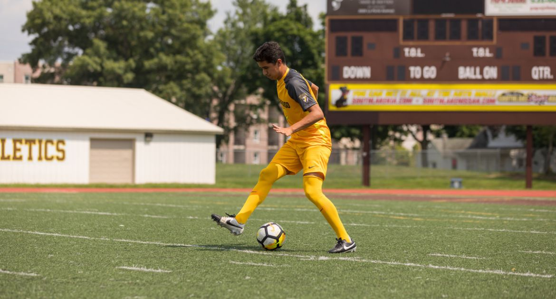 Men's Soccer Back Home on Saturday