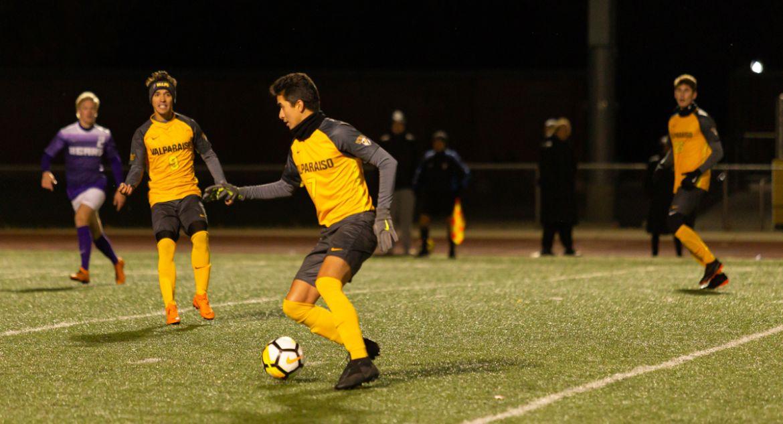 Men's Soccer Extends Unbeaten Streak to Four on Saturday