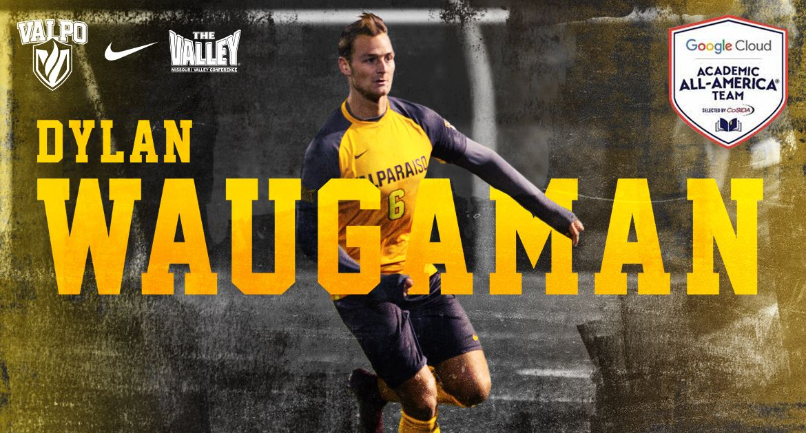 Waugaman Named to Men's Soccer CoSIDA Academic All-America Second Team