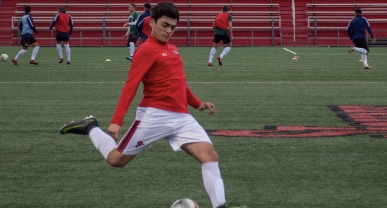 Domicolo Joins Valpo Men's Soccer Program