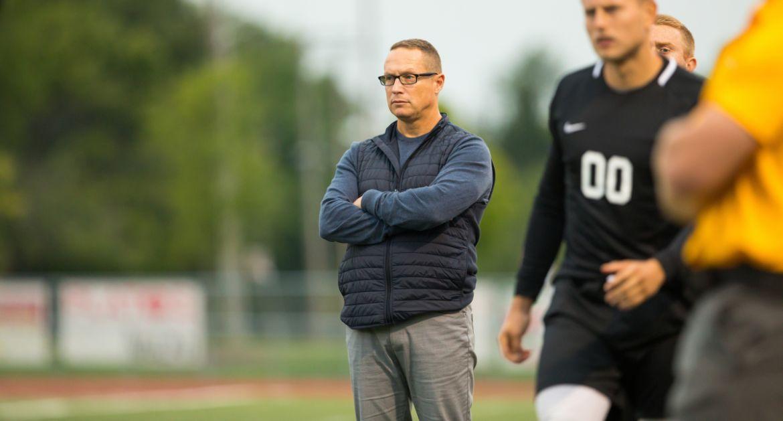 The Region's D-I Team: Men's Soccer Adds Four Locals to Program