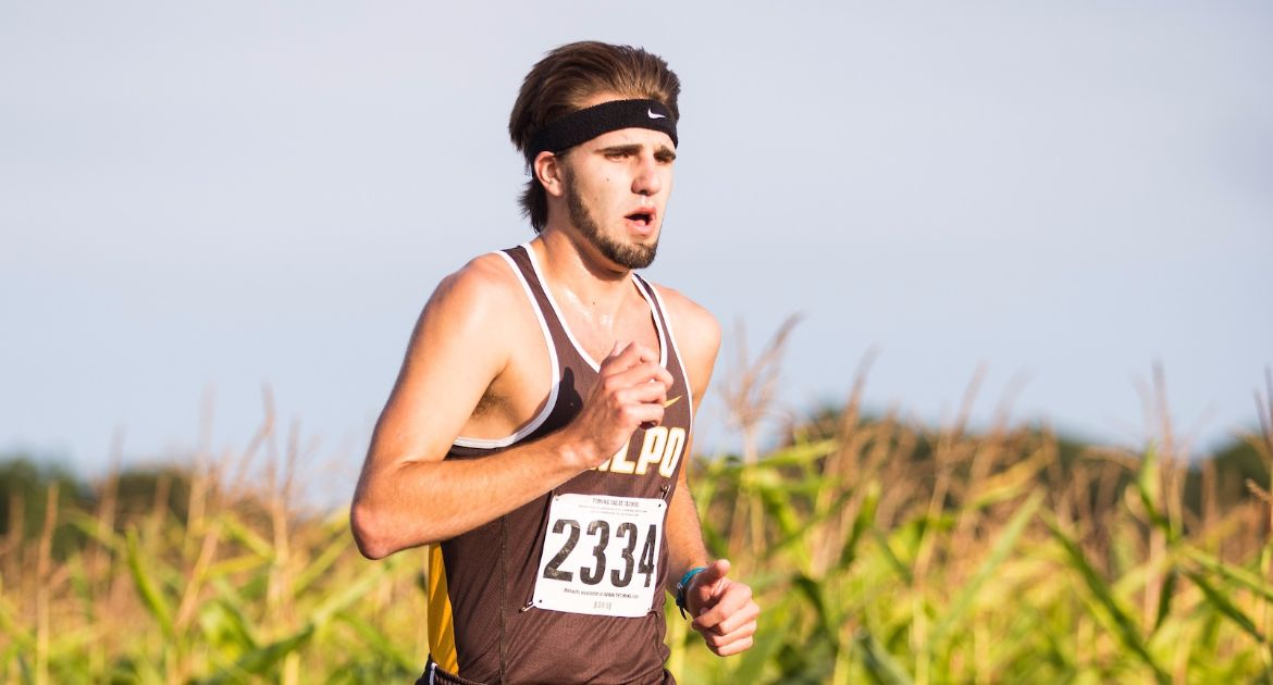 Heiny, Zibricky Lead Cross Country at Notre Dame