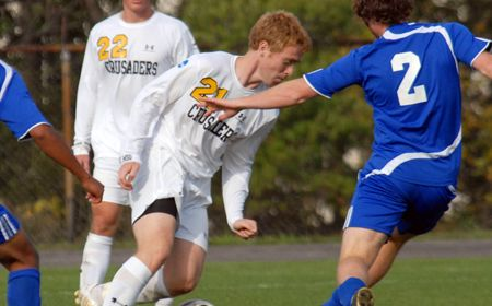 Crusaders Earn 2-2 Draw With Marquette in Exhibition Play