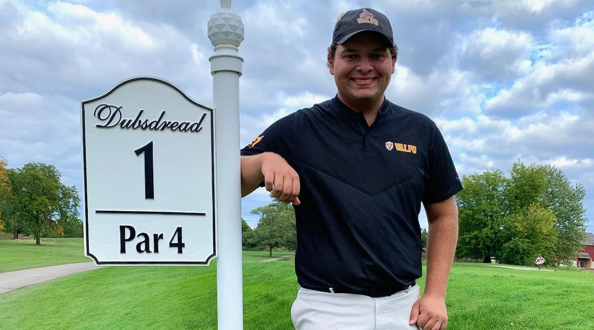 Willis Wins Medalist Honors, Helps Valpo to Flyer Intercollegiate Title