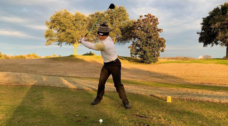 Men's Golf Tees Off Spring Slate in Savannah