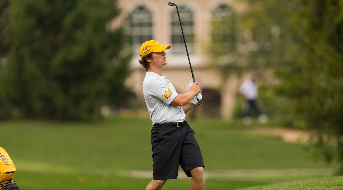 Men's Golf Tees Off Bash at the Beach on Monday
