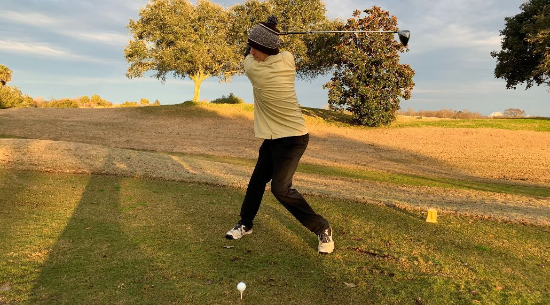 Men's Golf Second on Team Leaderboard Entering Final Round at Butler