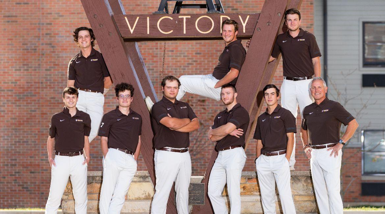 Valpo Men's Golf Earns 2020-21 Team Academic Award