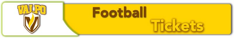Football Ticket Banner