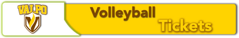 Volleyball Ticket Banner