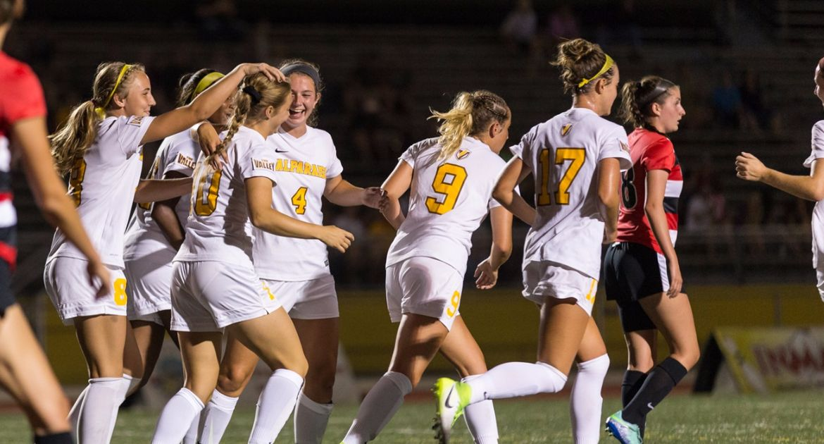Women's Soccer Opens Season With Home Win