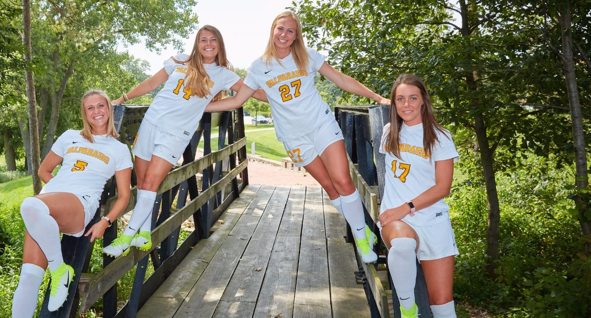 Women's Soccer Returns Home This Weekend