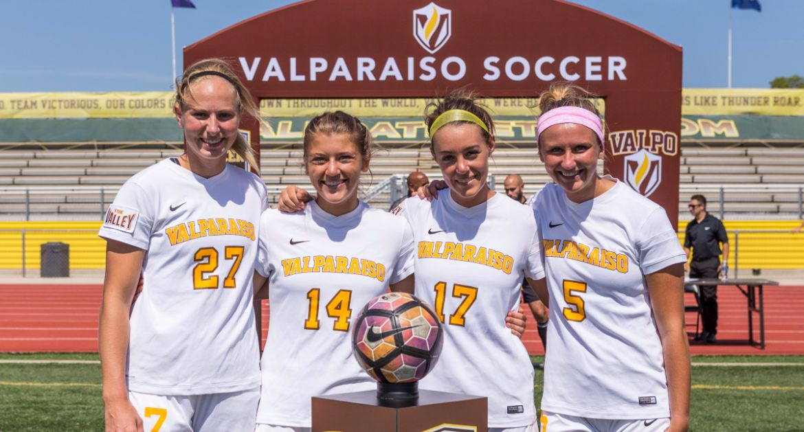 Women's Soccer Shuts Out Belmont On Senior Day