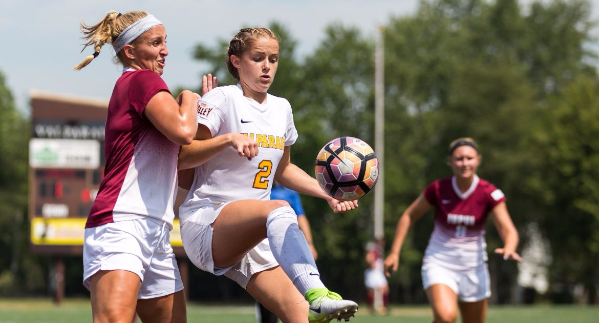 Easy As One, Two, Three: Griffith Tallies Hat Trick In Win Over Fort Wayne