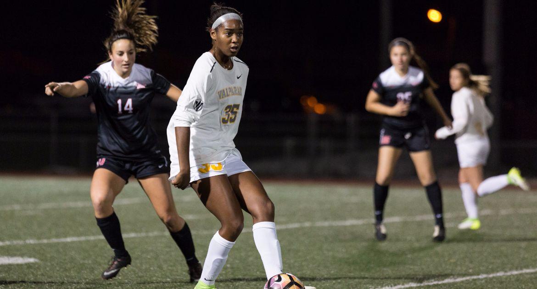 Seeding On the Line Thursday In Women's Soccer Regular Season Finale