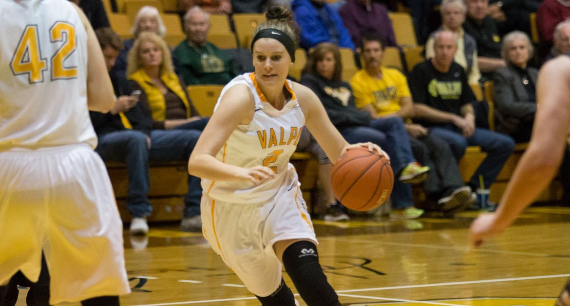 Valpo Hits up West Coast for USD-Courtyard San Diego Central Classic
