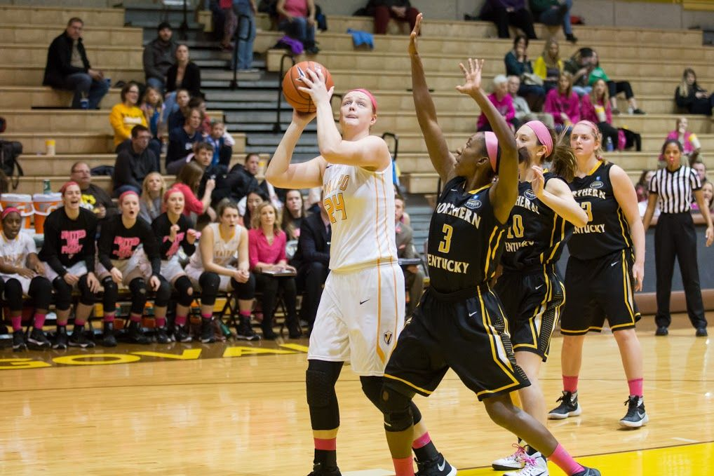 Offense Falters in Home Loss to Northern Kentucky