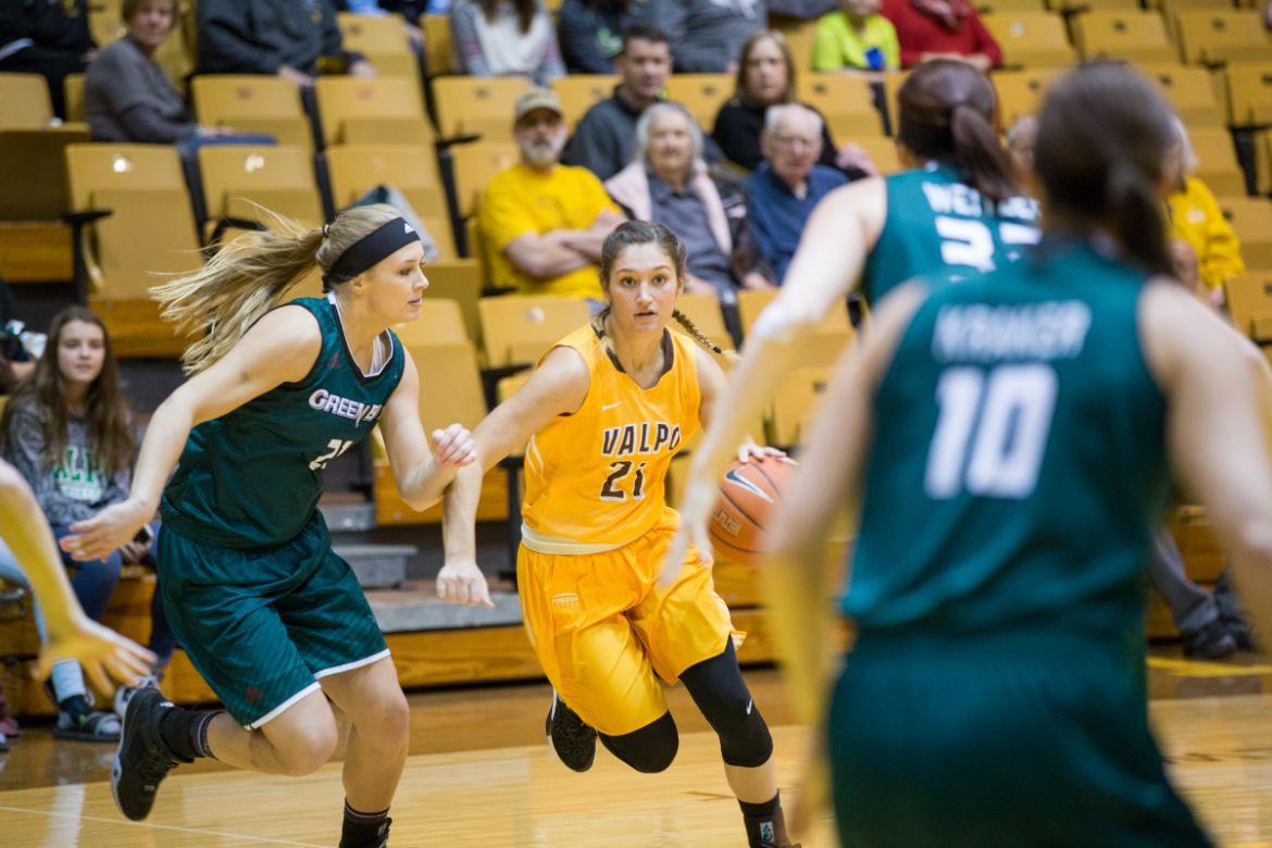 Green Bay Spoils Senior Day with Win over Valpo