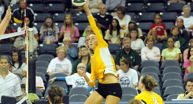 Crusader Volleyball Ready For Season-Opening Tournament