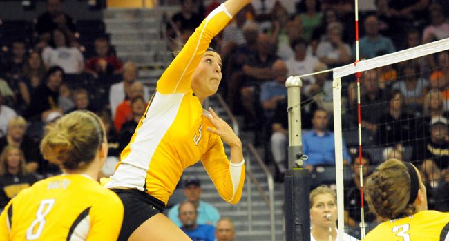 Valpo Volleyball Heads to Saint Louis This Weekend
