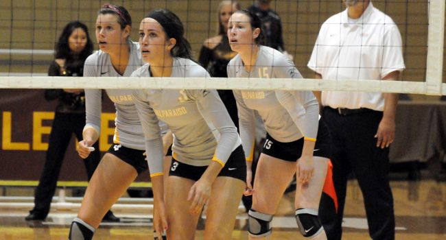 Volleyball Returns to ARC For Homecoming Weekend