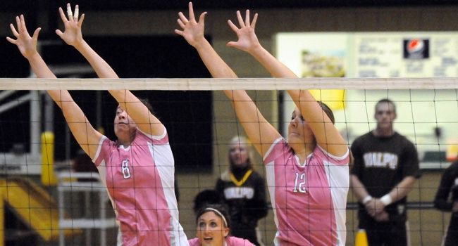 Valpo Sweeps Youngstown State Sunday Afternoon