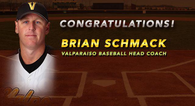 Brian Schmack Named Valparaiso Baseball Head Coach