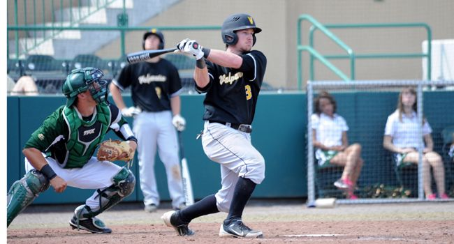 Burns & Co. Break Out Bats in 6-2 Win over UIC