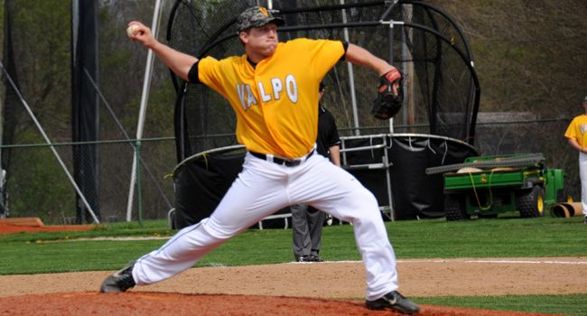 Kowalczyk Earns Second Horizon League Pitcher of the Week Award