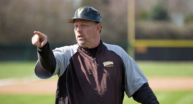 Woodson Steps Down as Crusader Baseball Coach