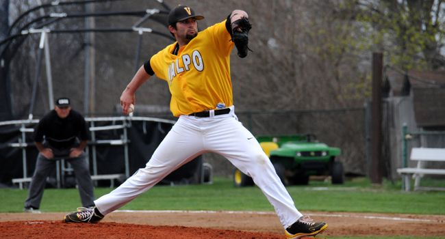 Wormington Good as Gold in Sweep of Wright State