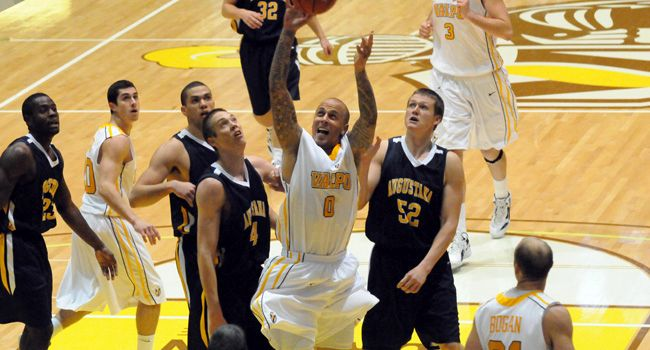 Crusaders Win Final Exhibition Over Augustana