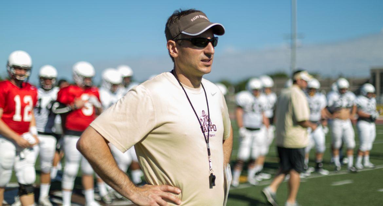 Valpo Football Coach Dave Cecchini Accepts Position at Bucknell University