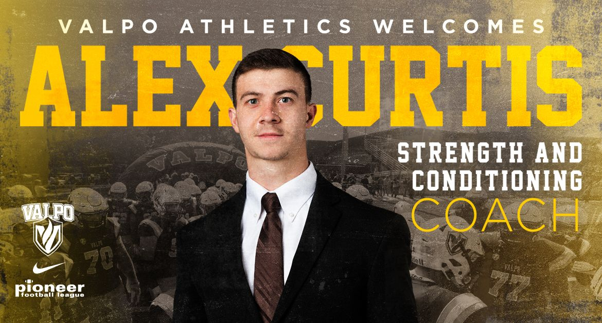Alex Curtis Named Valpo Football Strength and Conditioning Coach