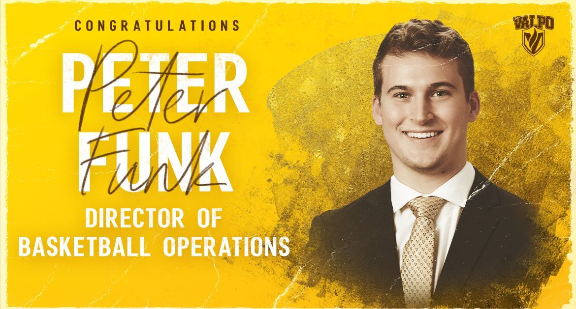 Peter Funk Named Valpo Director of Basketball Operations