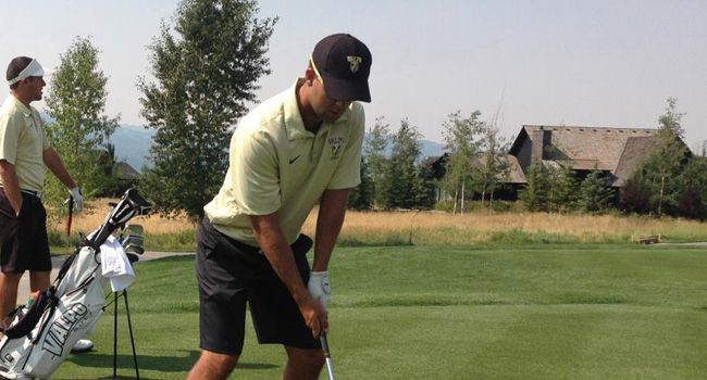 Harris Tied For Lead After Day One of John Dallio Memorial