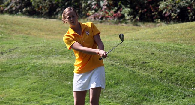 Crusaders Within Striking Distance After One Round at Evansville